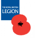 The Royal British Legion poppy logo