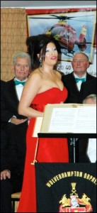 Charlotte Pearson guest soloist