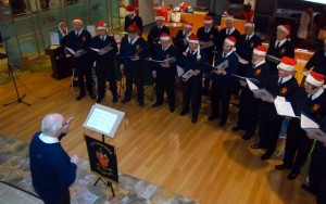 Choir in Mander Centre