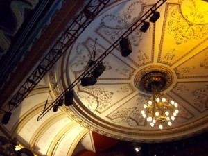 Ceiling of Grand Theatre