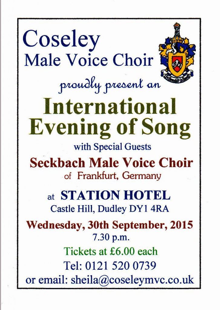 Coseley & Seckbach MVC concert 30Sep2015