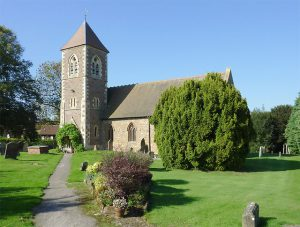 Holy Cross Church Bobbington (c) Roger Kidd